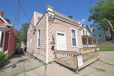 Single Family Home For Sale: 2319 Sauer Avenue