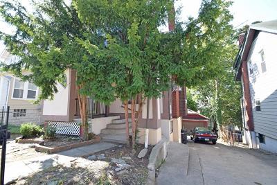 Single Family Home For Sale: 347 Warner Street