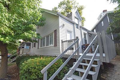Single Family Home For Sale: 2538 Vestry Avenue