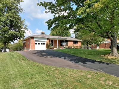 Single Family Home For Sale: 7038 Dimmick Road