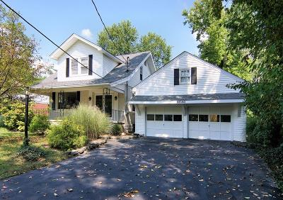 Single Family Home For Sale: 6580 Kugler Mill Road