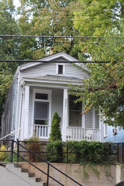 Single Family Home For Sale: 2901 Marshall