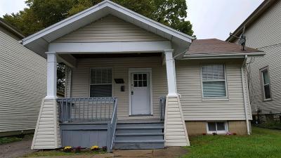 Single Family Home For Sale: 677 Hawthorne Avenue