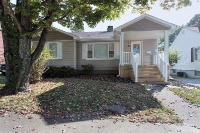 Georgetown Single Family Home For Sale: 202 Grandin Drive