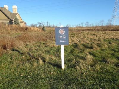 West Chester Residential Lots & Land For Sale: 8926 Walnut Ridge