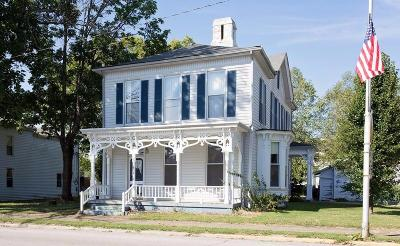 Georgetown Single Family Home For Sale: 500 South Main Street