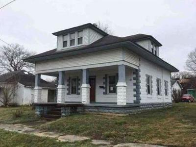Manchester OH Single Family Home For Sale: $17,900