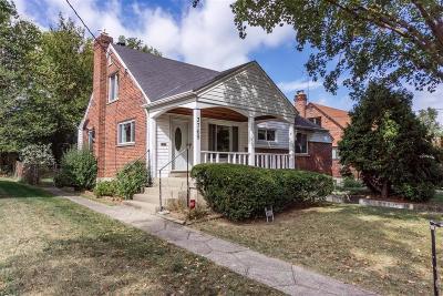 Hamilton County Single Family Home For Sale: 3769 Aikenside Avenue