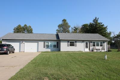 Preble County Single Family Home For Sale: 4069 Terrace Road