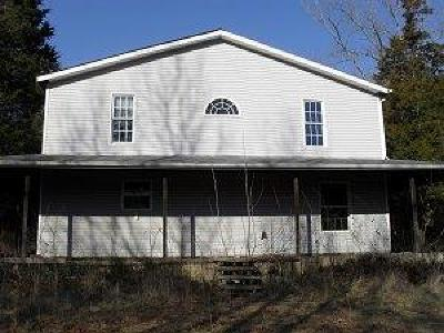 Adams County, Brown County, Clinton County, Highland County Single Family Home For Sale: 1078 Greenbrier Road