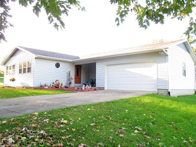 Preble County Single Family Home For Sale: 39 Kastrup Drive