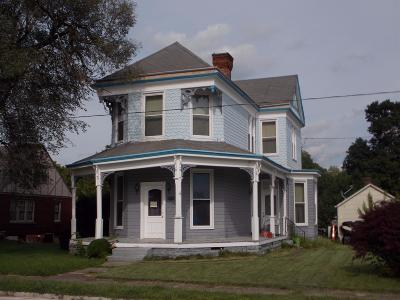 Georgetown Single Family Home For Sale: 511 South Main Street