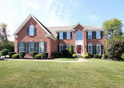 Warren County Single Family Home For Sale: 4849 Gemstone Court
