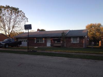 Preble County Single Family Home For Sale: 202 Patrick Drive