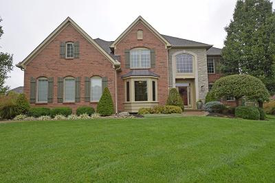 Warren County Single Family Home For Sale: 3585 Wild Cherry Way