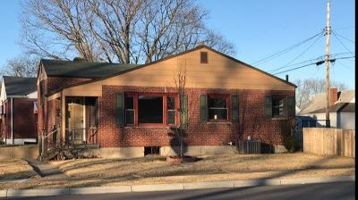 Hamilton OH Single Family Home For Sale: $107,500