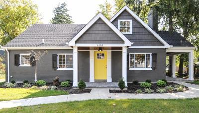 Single Family Home For Sale: 4102 Rowan Hill Drive
