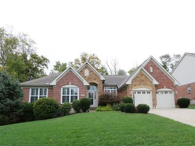 Warren County Single Family Home For Sale: 5503 Creek Park Drive