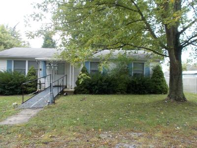 Highland County Single Family Home For Sale: 7883 Schoolhouse Road