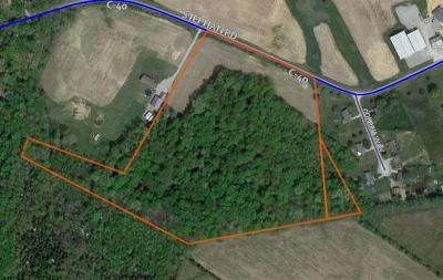 Residential Lots & Land Sale Pending: Stephans Road
