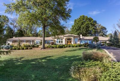 Hamilton County Single Family Home For Sale: 7800 Tecumseh Trail