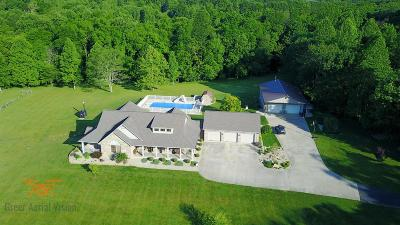 Highland County Single Family Home For Sale: 4241 Sweeney Lane