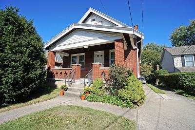 Single Family Home For Sale: 3728 Southern Avenue