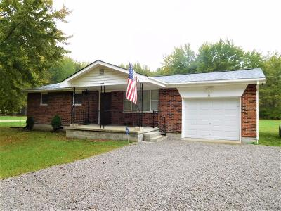 Clark Twp OH Single Family Home For Sale: $124,900