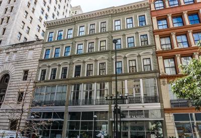 Cincinnati Condo/Townhouse For Sale: 15 W Fourth Street #412