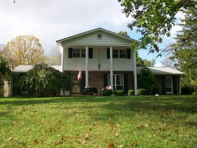 Clermont County Single Family Home For Sale: 1289 Old St Rt 74
