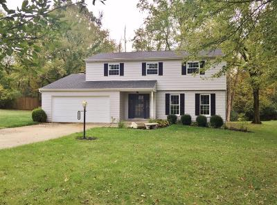 Single Family Home For Sale: 5715 Highland Terrace Drive