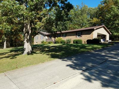 Tiffin Twp OH Single Family Home For Sale: $134,900