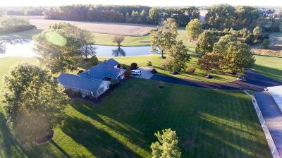 Clermont County Single Family Home For Sale: 4980 Benton Road