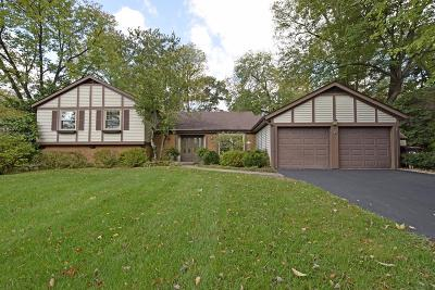 Single Family Home For Sale: 9865 Forestglen Drive