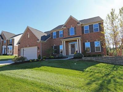 Warren County Single Family Home For Sale: 2851 Nighthawk Court