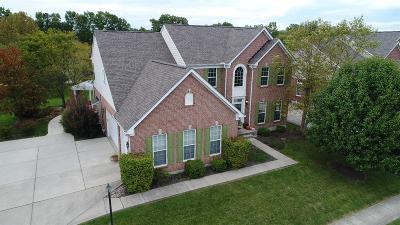 Warren County Single Family Home For Sale: 1172 Autumn Run Drive