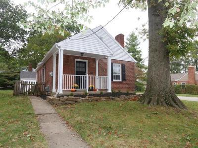 Single Family Home For Sale: 4300 Grove Avenue