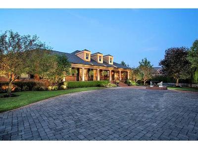 Hamilton County Single Family Home For Sale: 5760 Saddleridge Drive
