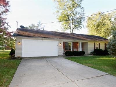 Single Family Home For Sale: 7817 Columbia Avenue
