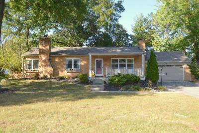 Single Family Home For Sale: 5356 Kenridge Drive