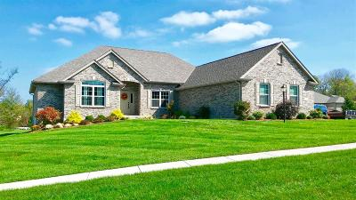 Butler County Single Family Home For Sale: 3702 Conley Bottom Court