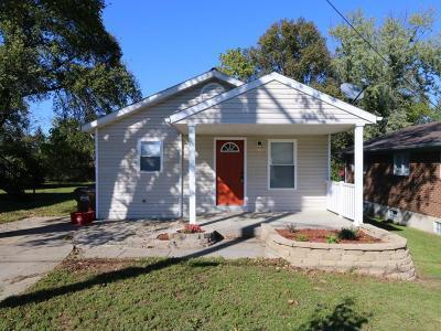 Single Family Home For Sale: 668 Jackson Street