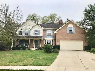 Warren County Single Family Home For Sale: 9748 Country Trail