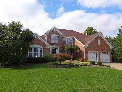 Warren County Single Family Home For Sale: 4661 Creekrun Drive