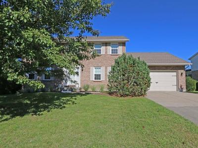Fairfield Single Family Home For Sale: 4058 Jamie Drive