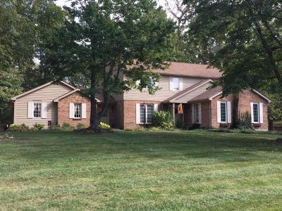 Clermont County Single Family Home For Sale: 5942 Creekview Drive