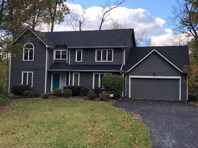 Single Family Home For Sale: 11573 Enyart Road