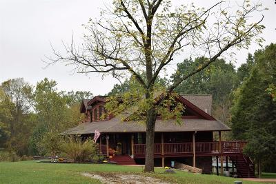 Warren County Single Family Home For Sale: 6505 Weidner Road