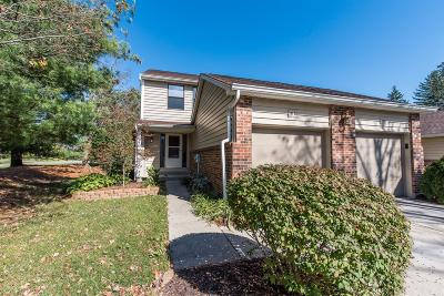 Warren County Condo/Townhouse For Sale: 8440 Island Pine Place