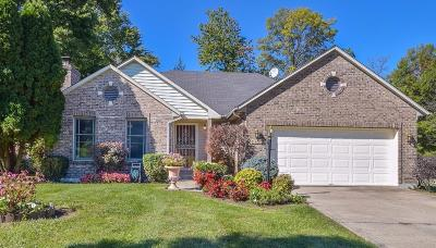 Hamilton County Single Family Home For Sale: 11437 Owenton Court